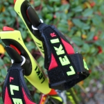 Nordic-Walking-Stöcke Leki Walker Platinum: Griff und Handschlaufe