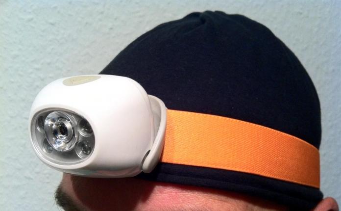 Stirnlampe Mc Kinley Nordic Walking