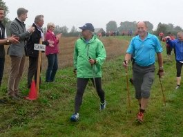 9. Nordic-Walking-Halbmarathon in Schauenstein am 13. September 2014