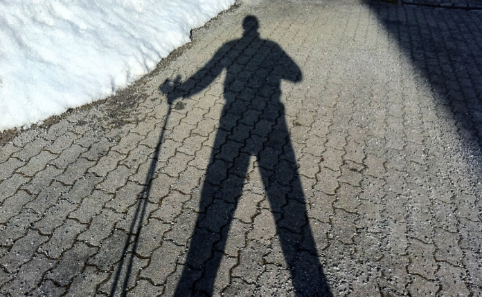 Trainingstagebuch: Nordic Walking am 14.02.2015