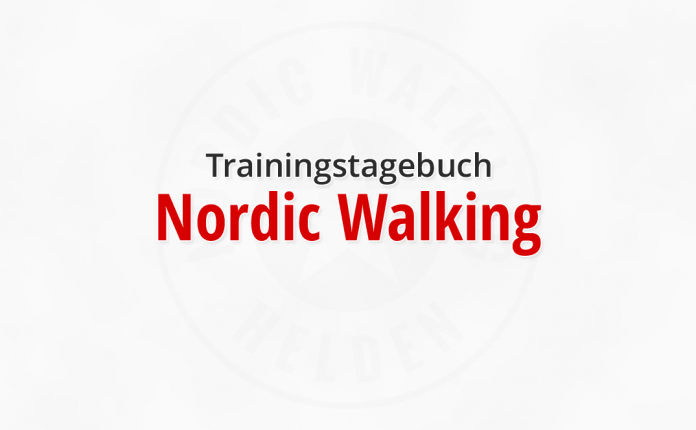 Trainingstagebuch: Nordic Walking