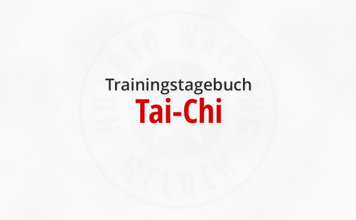 Trainingstagebuch: Tai-Chi