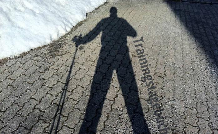 WordPress-Trainingstagebuch für Nordic-Walking-Helden
